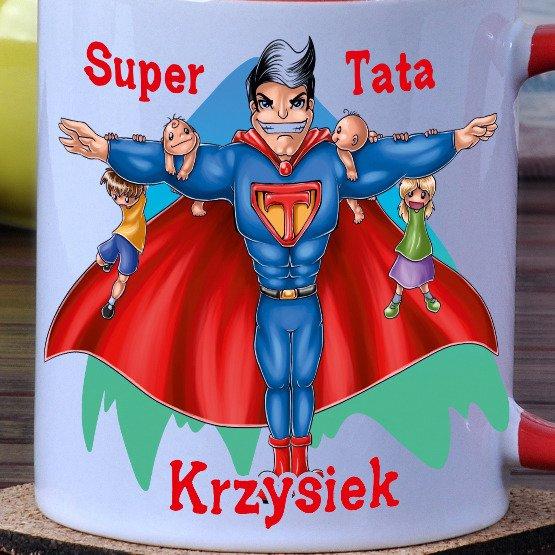 Kubek- Super Tata