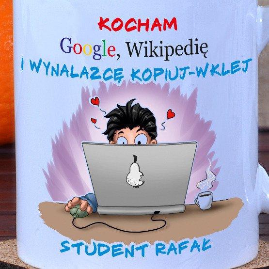 Kubek dla studenta