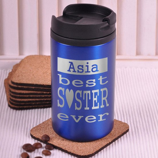 Kubek termiczny- Best Sister ever