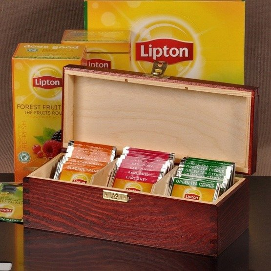 Pudełko z herbatą - Najlepszy nauczyciel