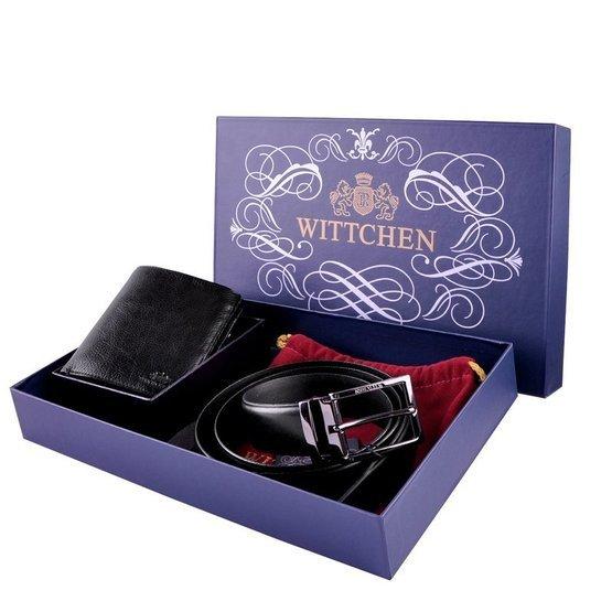 Zestaw prezentowy męski WITTCHEN II - portfel + pasek